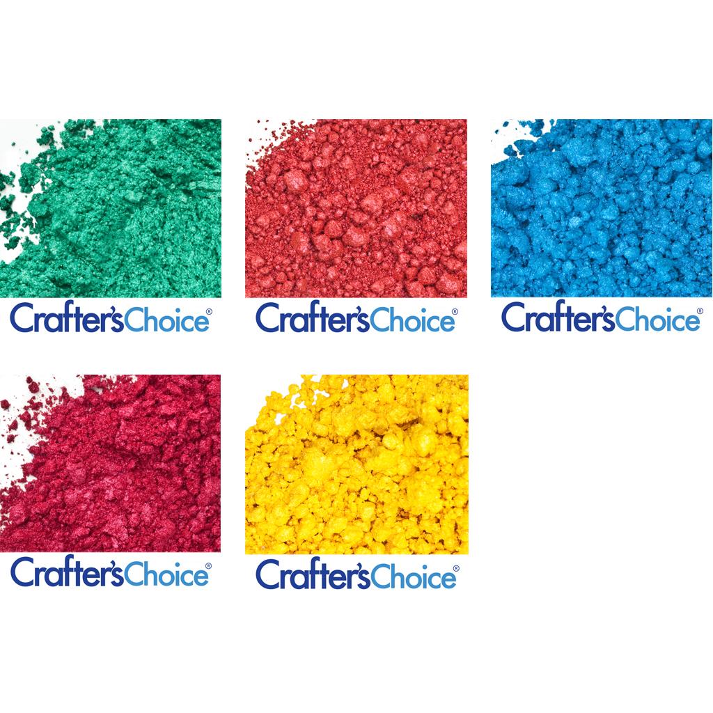 Oil Locking Powder Color Set - Wholesale Supplies Plus