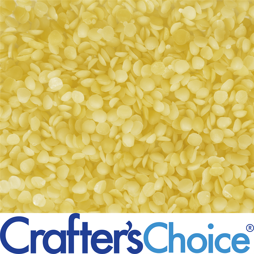Crafters Choice™ Beeswax - Yellow Pastilles - Wholesale Supplies Plus