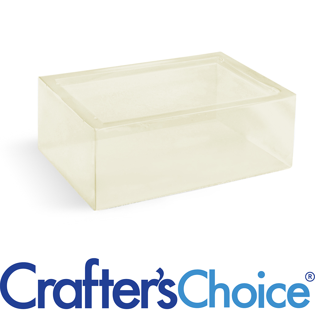 Crafter's Choice™ Detergent Free Clear MP Soap - 2 lb Tray