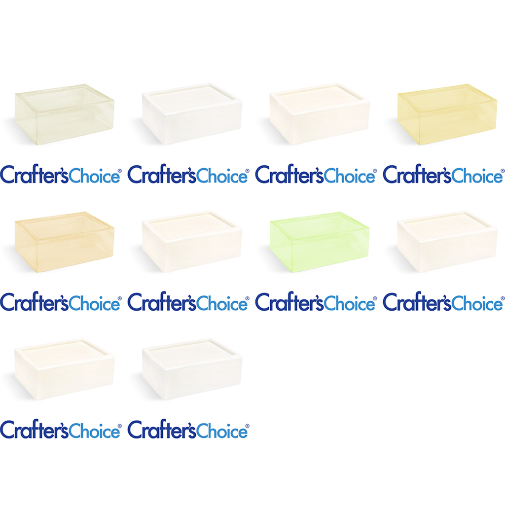 Crafters Choice™ Detergent Free MP Soap Sample Kit