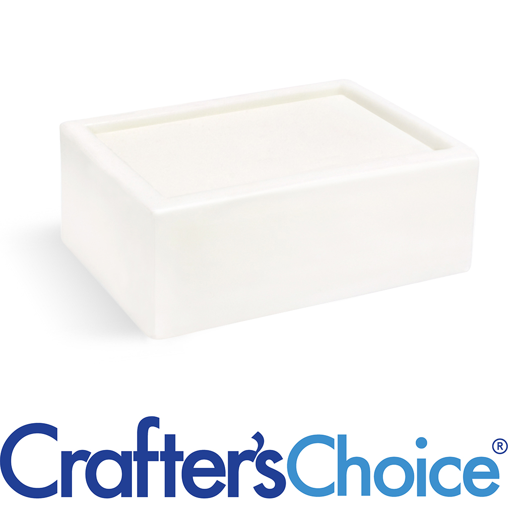 Crafters Choice™ Detergent Free Shea Butter Soap Base - 2 lb Tray