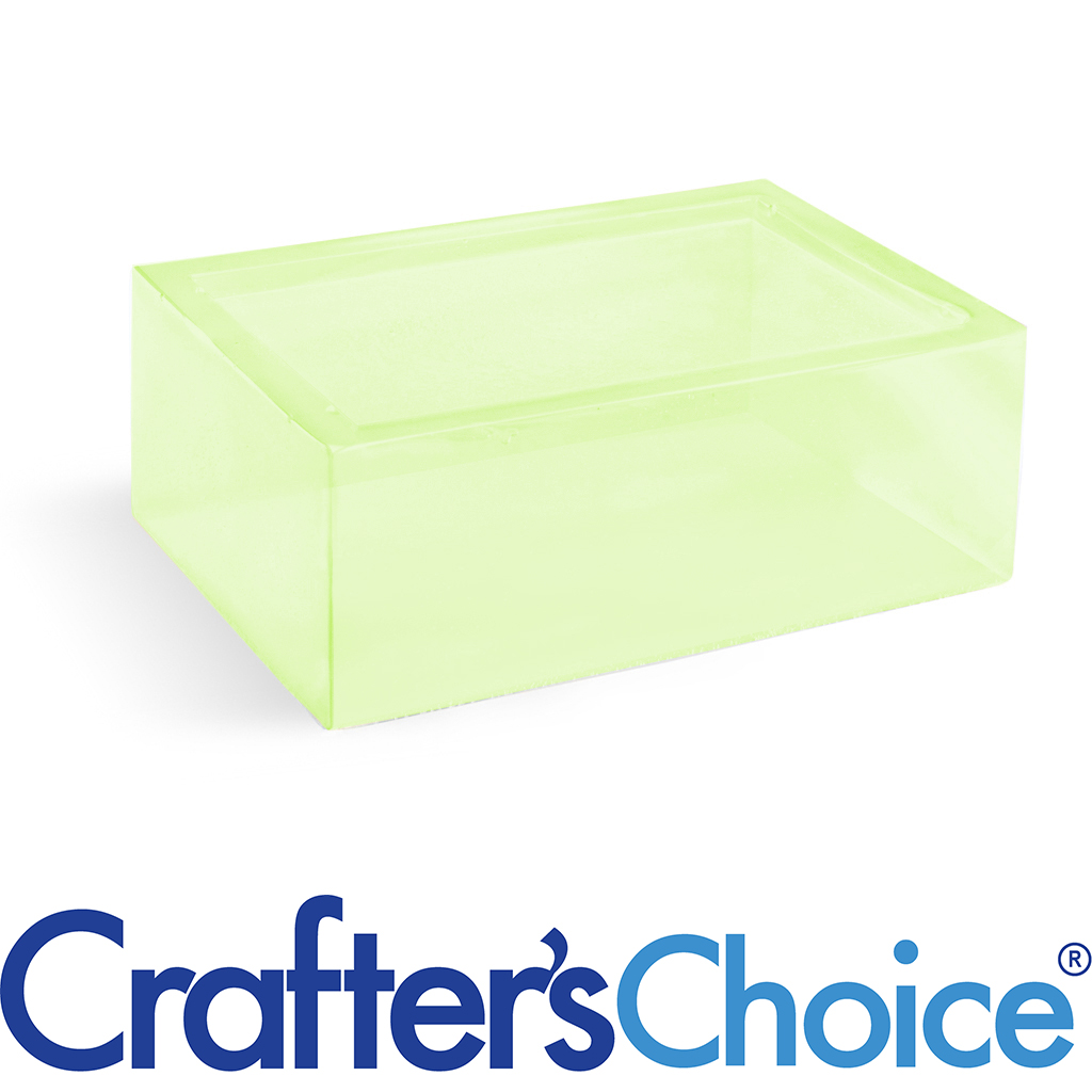 Crafters Choice™ Detergent Free Aloe & Olive Soap - 2 lb Tray