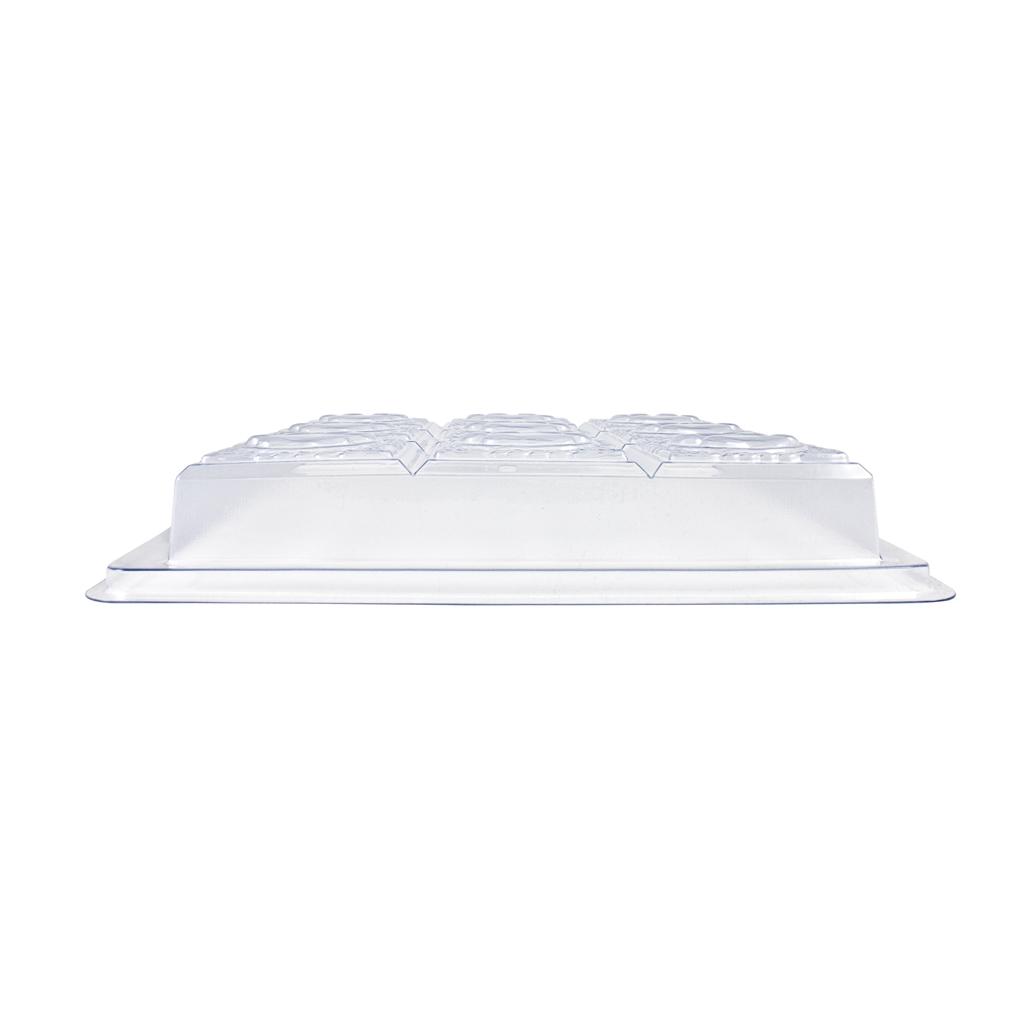 Milky Way™ Paw Prints Soap Mold Tray (MW 37) - Wholesale