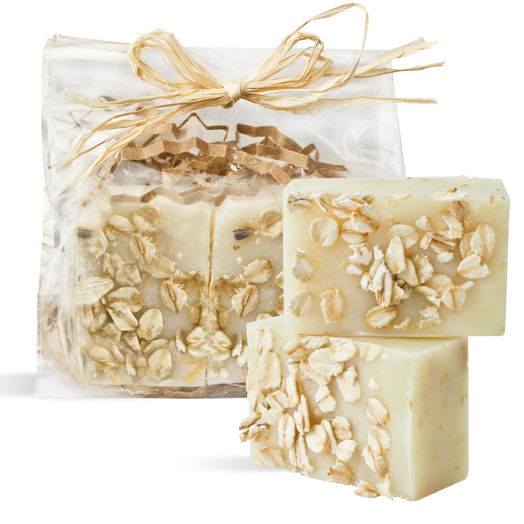 Rustic Wedding Favors Soap Kit