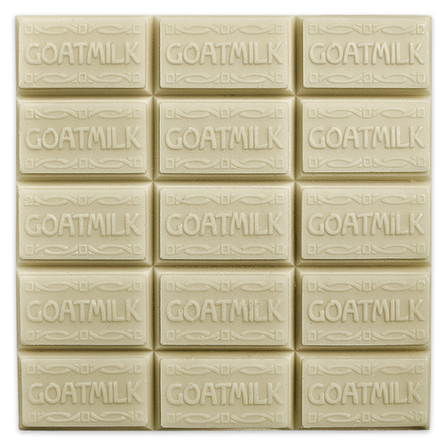 Milky Way Goat Milk Guest Tray Soap Mold Mw 09