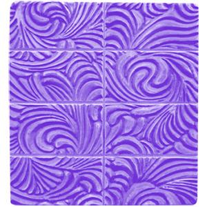 Milky Way™ Arabesque Soap Mold Tray (MW 137)