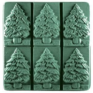Milky Way™ Fir Tree Soap Mold Tray (MW 96)