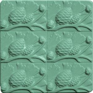 Milky Way Pinecones Soap Mold Tray Mw 129 Wholesale