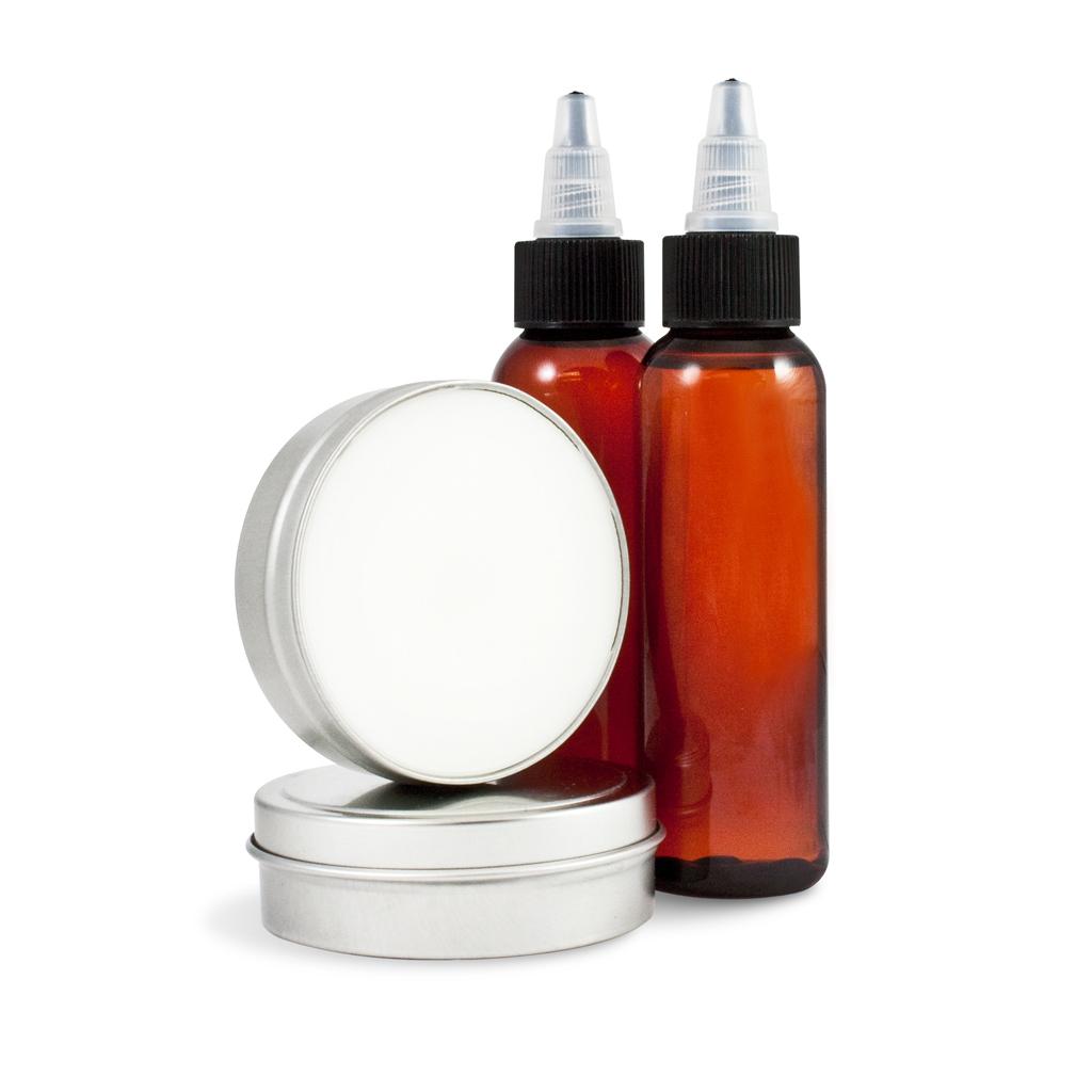 Mustache Wax Beard Oil Kit Wholesale Supplies Plus