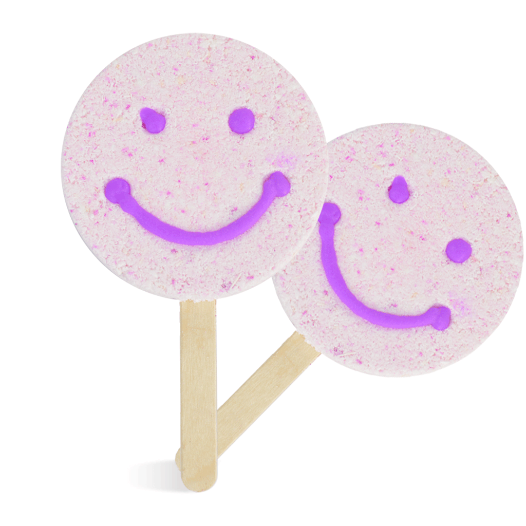Smiley Face Bubble Wand Kit