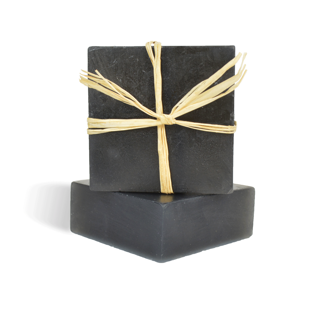 Charcoal Hemp MP Soap Bars Kit