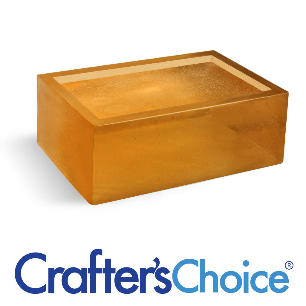 Crafter's Choice™ Premium Honey Ale Beer Soap Base - 10 lb Block