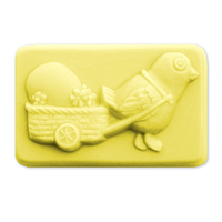 Eggs in a Basket Soap Mold (MW 147)
