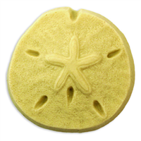Sand Dollar Soap Mold (MW 166)