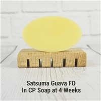 Satsuma Guava FO in CP Soap