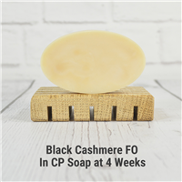 Black Cashmere FO in CP Soap