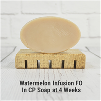 Watermelon Infusion FO in CP Soap
