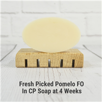 Fresh Picked Pomelo FO in CP Soap