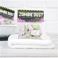 Zombie Dust Bath Fizzie Powder Kit