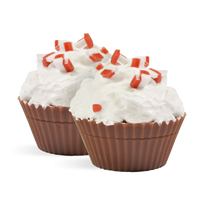 Peppermint Cocoa Marshmallow Cupcake Soap Kit