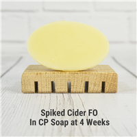Spiked Cider Fragrance Oil in CP Soap