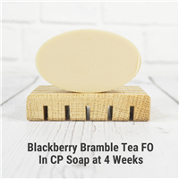 Blackberry Bramble Tea FO in CP Soap