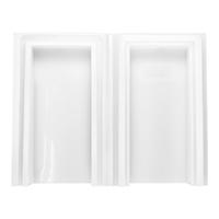 Rectangle Regular Column Silicone Soap Mold 2009