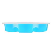 Cake Slice Silicone Soap Mold 1616