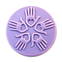 Loving Hands Soap Mold (MW 145)