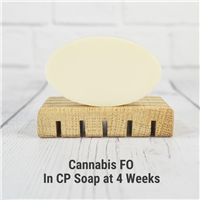 Cannabis in Cold Process Soap