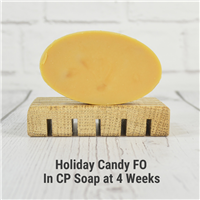 Holiday Candy FO in CP Soap