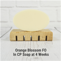 Orange Blossom FO in CP Soap