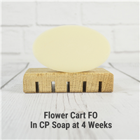 Flower Cart FO in CP Soap