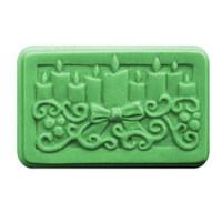 Holiday Lights Soap Mold (MW 187)
