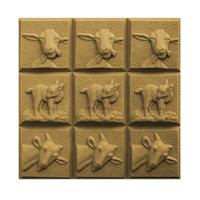 Goats Three Soap Mold Tray (MW 188)