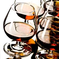 Rose Cognac Sugar Fragrance Oil 723