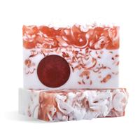 Cranberry MP Soap Loaf Kit