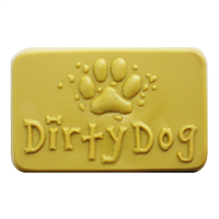 Dirty Dog Soap Mold (MW 192)