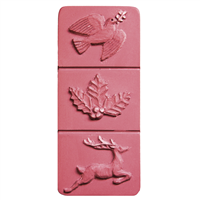 Break-A-Way Holiday Soap Molds (Special Order)