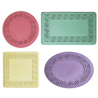 Key Four-In-One Soap Mold (MW 216)