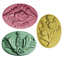 Bouquets Soap Mold (MW 199)
