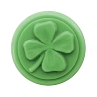 Clover Small Round Soap Mold (MW 276)