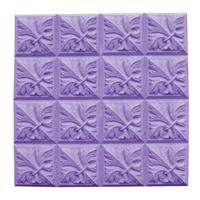 Fleur de Lis Guest Soap Mold Tray (MW 265)