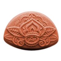 Henna Oval Soap Mold (MW 217)