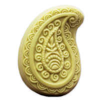 Henna Teardrop Soap Mold (MW 258)