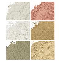 Clay Sample Set