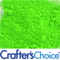 Neon Bright Green Powder