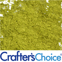 Martini Olive Green Mica Powder