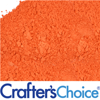 Adobe Orange Mica Powder