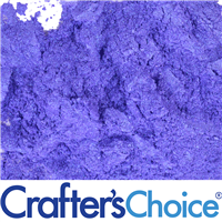 Purple Denim Mica Powder